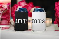 Mr. & Mrs. Koozies for your Wedding Day