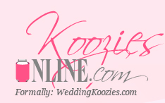 Wedding koozies - A Perfect Gift